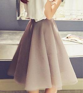 韩版网纱时尚裙子套装